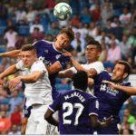 Real Madrid se desconcentra y no pasa del empate con el Valladolid
