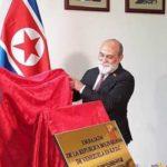 Venezuela abre embajada en Corea del Norte para reafirmar la alianza frente a EE.UU.