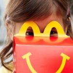 Cajita Feliz de McDonald's ahora más nutritiva y saludable