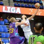 Liga Superior de Baloncesto: Leones mantienen dominio sobre Jass y recuperan el segundo lugar