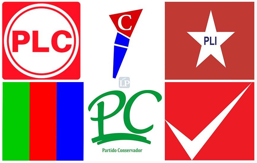 Estos Son Los Partidos Políticos Que Se Declaran Opositores