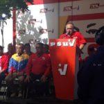 Diosdado Cabello sobre encuentros con EE.UU.: «Si lo autoriza el presidente de la República, hablo de Venezuela»