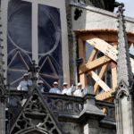 Después del susto de contaminación de plomo reanudan reconstrucción de la catedral de Notre Dame