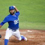 Leonardo Crawford no fue seleccionado en el draft de la Regla 5 y sigue con Dodgers