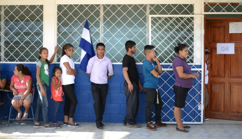 reformas electorales, elecciones, Nicaragua