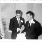 Las misteriosas fotos de una boda gay celebrada en Estados Unidos en 1957 (medio siglo antes de que el matrimonio homosexual fuera legal en el país)