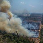 Incendios siguen devorando partes de la Amazonía en Brasil