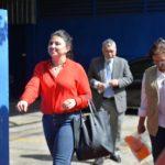 Juez reprograma por segunda ocasión el juicio contra la abogada María Oviedo