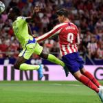 Álvaro Morata lidera a un Atlético de Madrid de altibajos