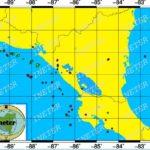 Se registran ocho temblores en diferentes partes de Nicaragua