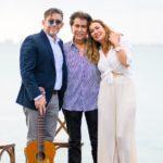 José Luis Rodríguez El Puma,regresó con «Agradecido» por la puerta grande al mundo discográfico