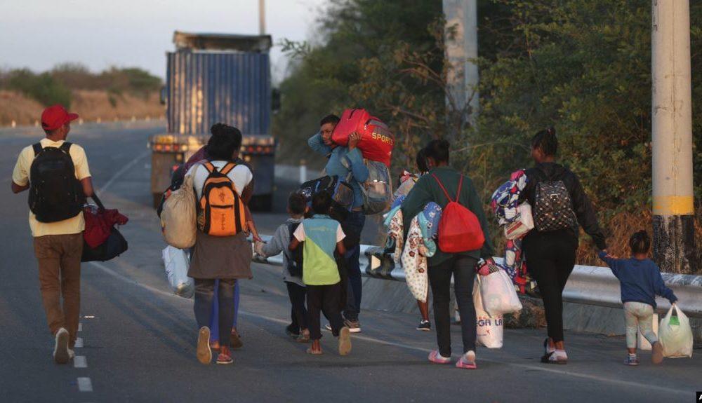 """Resultado de imagen para migrantes venezolanos"""""""