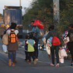 Masiva llegada de venezolanos a Ecuador antes de que les exijan visa para ingresar al país