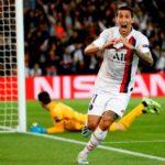 Di María deslumbra en goleada del PSG sobre Real Madrid en la Champions
