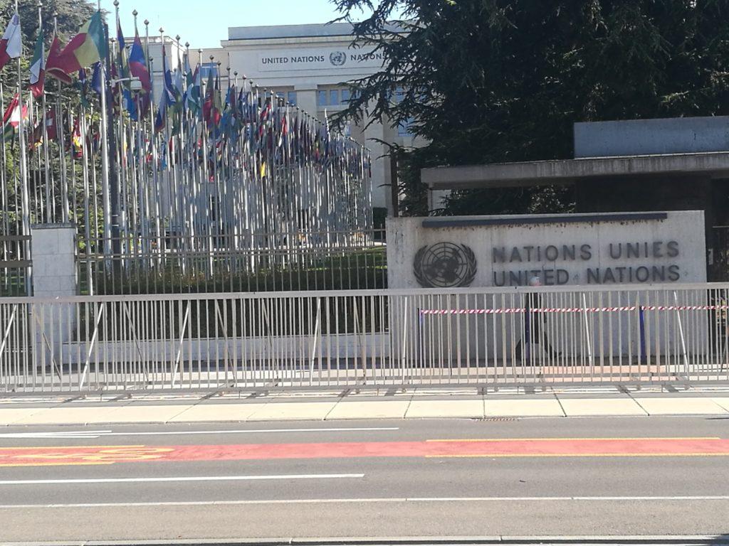 Represión en Nicaragua vuelve a Naciones Unidas