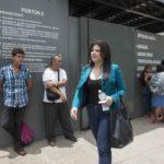 Anulan las restricciones migratorias a abogada María Oviedo por extinción de pena