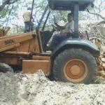 Empresario denuncia trabajos de remoción de suelo en una propiedad que le fue arrebatada por la Procuraduría General y entregada a Edén Pastora en Punta Teonoste
