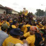 Tata Chombo, las fiestas más largas de San Jerónimo que no vuelven a la normalidad