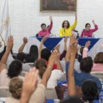 Concejales orteguistas y sus aliados modifican el presupuesto municipal 2019 de Managua