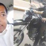 Parapolicías armados persiguen al activista opositor Félix Maradiaga en el sector de Metrocentro