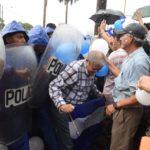 Asedio de la Policía Orteguista no logra evitar las protestas contra la dictadura de Daniel Ortega