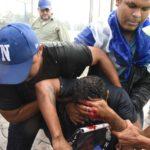 EN VIVO | Policía Orteguista lanza bombas de sonido a los participantes en la marcha «Nada está normal»