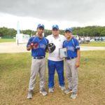 Nicaragüenses Eyner Castro y Andy Guido distinguidos en el Premundial de Beisbol Sub-15 en México