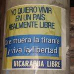 Crecen los actos de rebeldía contra el régimen Ortega-Murillo en Somoto
