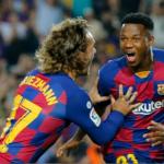 El Barcelona encuentra su juego sin Messi y destroza al Valencia