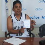 Policía Orteguista secuestra al excarcelado Edder Muñoz Centeno, de Masaya
