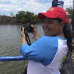 Periodista de Canal 10 sufre intimidación de simpatizantes Orteguistas mientras realizaba cobertura en Chinandega