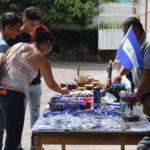 Excarcelados políticos realizan una feria de artesanías en Matagalpa