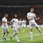 El Real Madrid triunfa en el infierno de Turquía y desaparece el fantasma de la Europa League