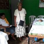 Bebé de un año muere al volcarse la camioneta en la que viajaba, en Tipitapa