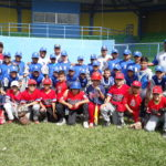 Preselección Nacional de Beisbol Sub-10 a última prueba