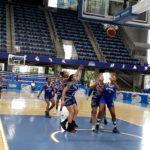 Preselección de Baloncesto Femenina Sub-14 se alista para su primer recorte