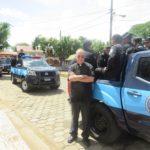 Padre Edwin Román denuncia el asedio de la Policía Orteguista a la misa dominical