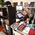 Libro de historietas de superhéroes aborda tiroteos masivos y da voz a sobrevivientes