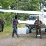 El operativo para incautar la narcoavioneta en Rivas, en imágenes