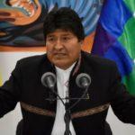 Evo Morales asegura que hay en marcha un golpe de Estado en Bolivia y anuncia el estado de emergencia