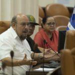 Diputados FSLN y del PLC vuelven a protagonizar una vergonzosa sesión en la Asamblea Nacional