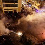 La «revolución del WhatsApp», la protesta de miles de ciudadanos contra el gobierno del Líbano
