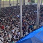 Miles de personas participan en Encuentro Misionero Diocesano de Matagalpa