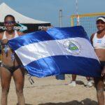 Nicaragüense Swan Mendoza, madre, atleta y profesional