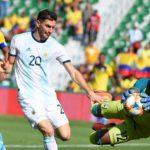 Argentina exhibe potencia ofensiva en goleada 6-1 sobre Ecuador