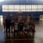 Managua se corona en el Campeonato Nacional Sub-17 de Voleibol Masculino