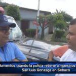 «Dejen de hacer el ridículo». Sacerdote de Sébaco encara a agentes policías que asediaban una parroquia