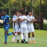 Selección de Futbol Sub-18 sorprende ganando a Honduras y asegura medio cupo a semifinal