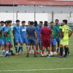 Selección de Futbol Sub-18 mide ante Hondura sus aspiraciones en el debut del Torneo de Uncaf