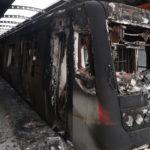 300 millones de dólares en daños en el Metro de Santiago de Chile por protestas sociales